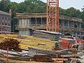 Katowice - new Silesian Museum, construction 11.JPG