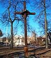 Kauno Vilijos parko kryžius.JPG