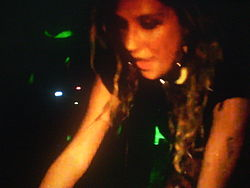 Ke$ha performing live in Echo.JPG