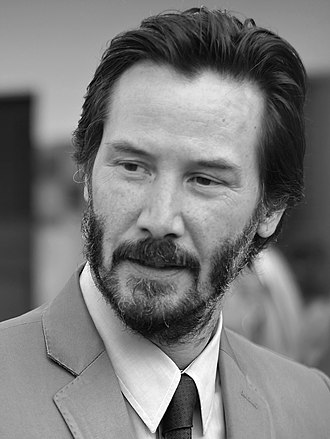Multiracial Americans - Image: Keanu Reeves (crop and levels) (cropped)