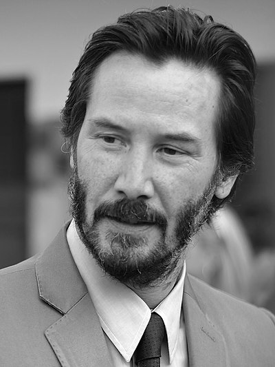 Keanu Reeves, Canadian actor and musician