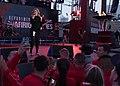 Kelly Clarkson 2018 DoD Warrior Games Opening Ceremony 7.jpg
