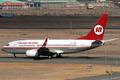 Kenya Airways Boeing 737-700 5Y-KQE NBO 2006-2-26.png
