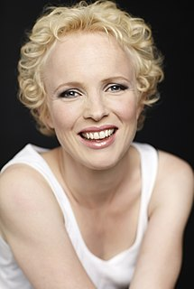Kerstin Avemo Swedish opera singer with an