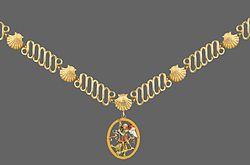 Keten van de Orde van Sint Michael 1660.jpg