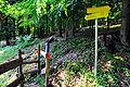 Keutschach Linden vorbildlich beschilderte Wanderwege 19062010 66.jpg