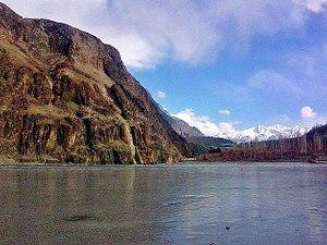 Khalti Lake - Image: Khalti Lake