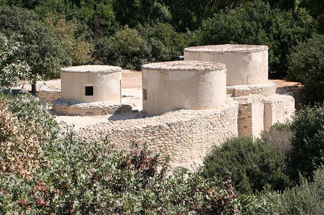 Najstaršie stavby na svete, Chirokitia, Cyprus