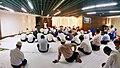 Khutbah after 'Asr prayer at Social Islami Bank Masjid, Motijheel, Dhaka, 10 April 2018.jpg