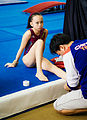 Kids gymnastics - China team ‐ Lake Macquarie ICG 2014.jpg