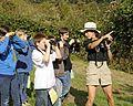 Kids look for birds with their binoculars.jpg