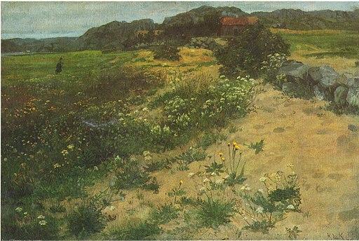 Kielland-Fra Jæren 1878