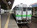 Kiha40 1797 at Kushiro Station.jpg