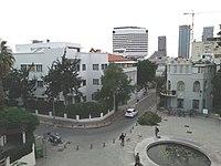 Kikkar Bialik vom Beith Liebling.jpg
