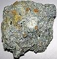 Kimberlite (Morin Kimberlite Pipe, Témiscamingue Kimberlite Field; gravel pit near Lac des Quinze, Témiscamingue County, Quebec, Canada) 3.jpg