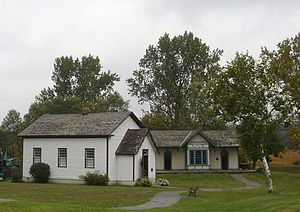 King Township Museum - Image: King Township Museum in 2007