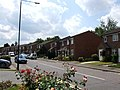Kingston Crescent, Lordswood - geograph.org.uk - 1350473.jpg