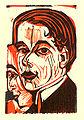 Kirchner - Männerkopf -Selbstbildnis -1926.jpg