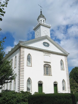 Joseph Smith - Smith dedicated the Kirtland Temple in 1836.