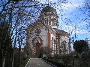 Noul Neamț Monastery - Image: Kitskany 8