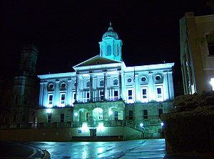 Armstrong County Courthouse in Kittanning