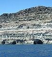 Kliffside south of Playa de Taurito - panoramio.jpg