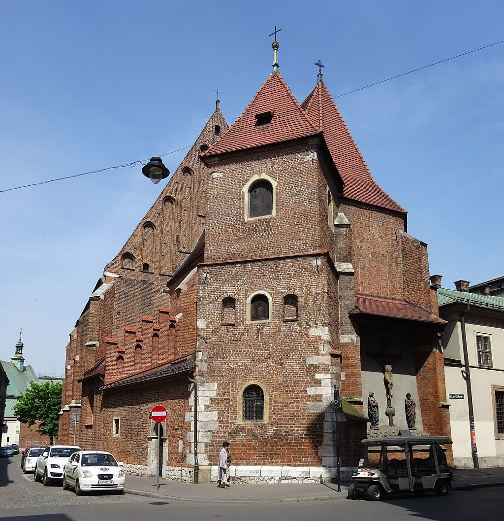 Ulica Sławkowska - Kościół św. Marka
