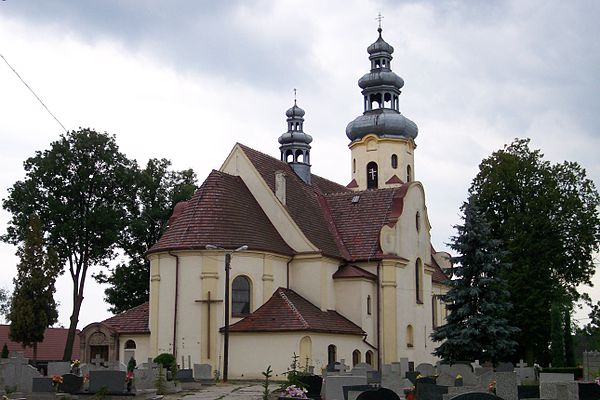Rudno, Silesian Voivodeship