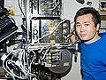 Koichi Wakata aboard ISS.jpg