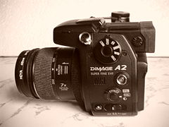 Konica Minolta DiMAGE A2 left side.jpg