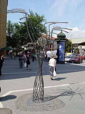 Kosice (Slovakia) - Tree of Partnership