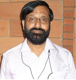K. P. Ramanunni Indian writer