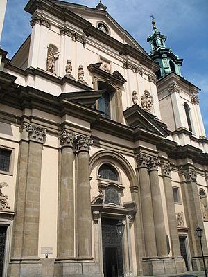 Church of St. Anne, Kraków - Image: Kraków 187