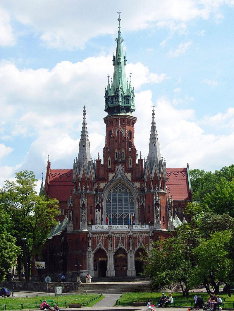 Krakow Podgorze church 20060611 1431.jpg