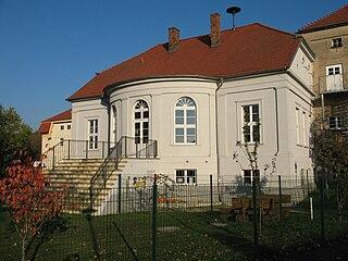 Kremmen Place in Brandenburg, Germany