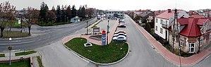 Krzeszów, Podkarpackie Voivodeship - Centre of the village