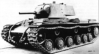 Battle of Uman - KV-1 tank (1939); there were only 10 such devices in the 2nd Mechanized Corps out of almost 400 tanks, when it got an order to regroup to Uman.