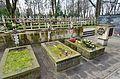 Kwatera Batalionu Zośka Cmentarz Wojskowy na Powązkach.JPG