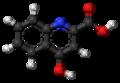 Kynurenic acid molecule ball.png