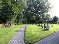 Kyrkogården vid Bergs kyrka, Västergötland 04.JPG