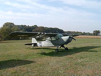 Taylorcraft L-2 - Taylorcraft L-2M N52347
