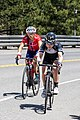 L-R Paola Munoz and Lucy Garner on Kingsbury Grade on Stage 2 (42903350255).jpg