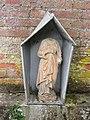 L2813 - Statue au pied du clavaire - Saint-Jean-Pierre-Fixte.jpg