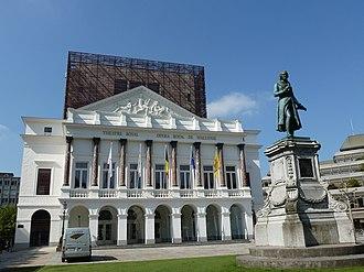 Opéra Royal de Wallonie - Opéra Royal de Wallonie-Liège