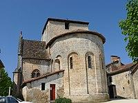 La Chapelle-Faucher - Église Notre-Dame de l'Assomption -2.JPG