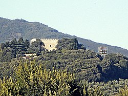 The Montemurlo fortress
