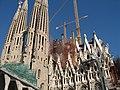 La Sagrada Familia, Barcelona, Barcelona, Spain - panoramio - TumbleCow.jpg