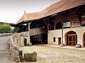 La Sarraz - Musée du Cheval in La Sarraz