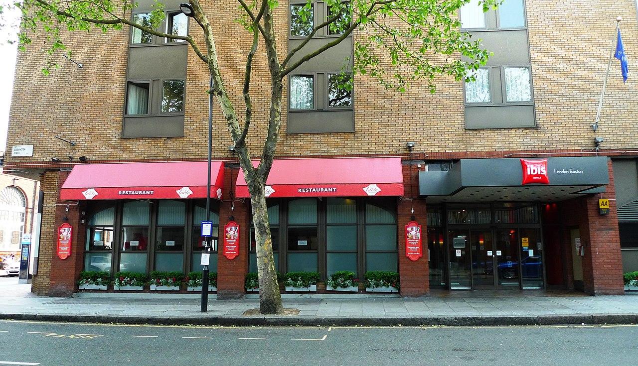 Ibis Hotel Euston