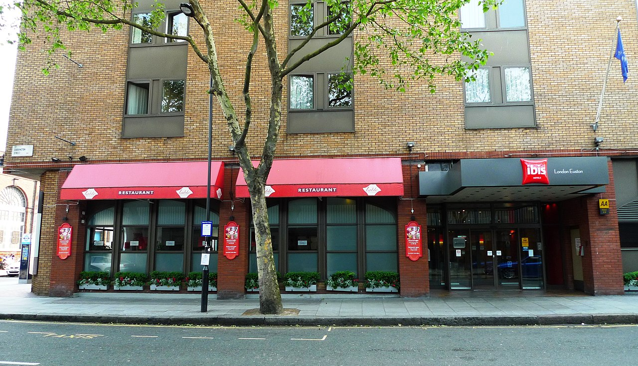 Ibis Hotel Cardington Street